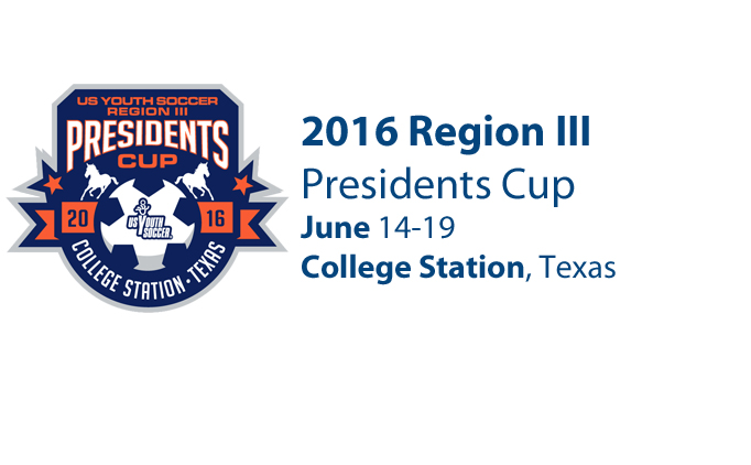 2016 US Youth Soccer Region III Presidents Cup